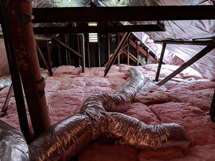 Retrofitting Your Attic Insulation
