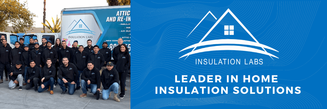 LEADER IN HOME INSULATION SOLUTIONS