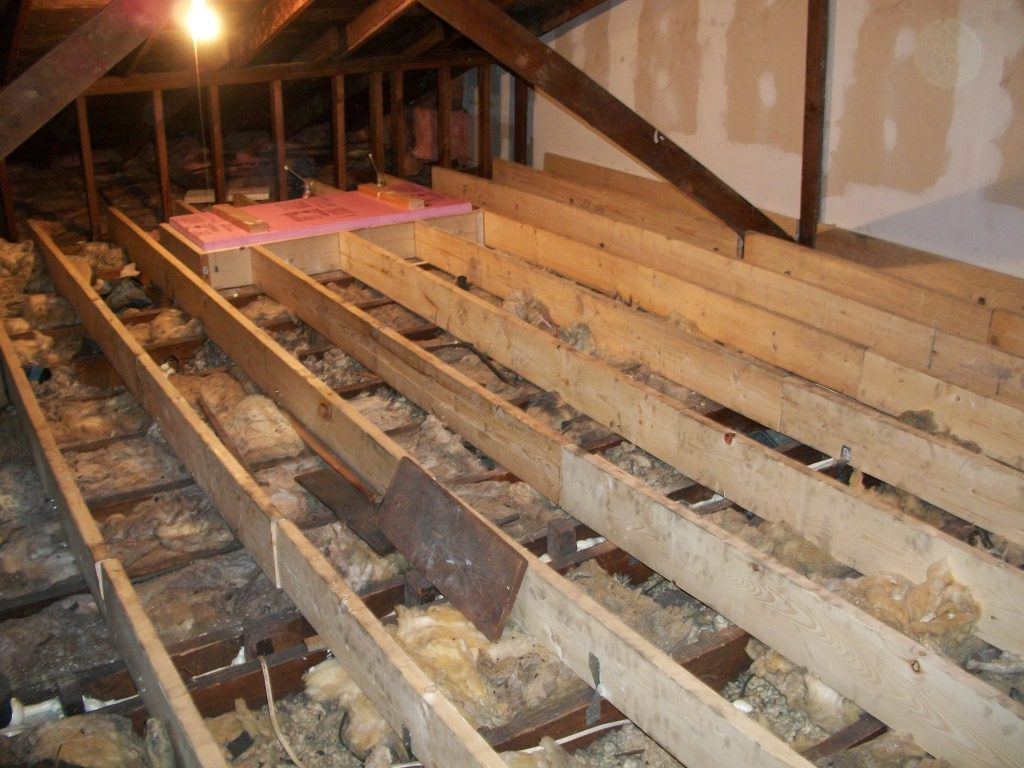 hight resolution of what if i want to use my attic for extra storage