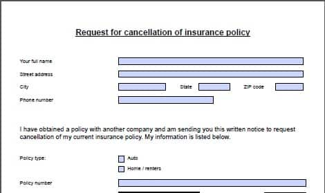 Homeowner insurance sample letter to cancel homeowners insurance photos of sample letter to cancel homeowners insurance spiritdancerdesigns Image collections