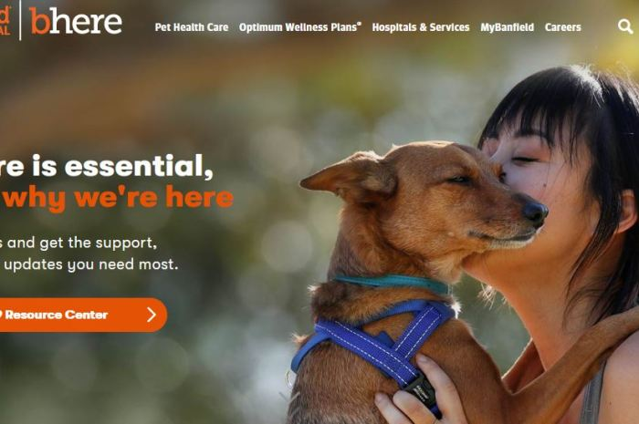 Banfield Pet Insurance Login To Manage Policy – www.banfield.com