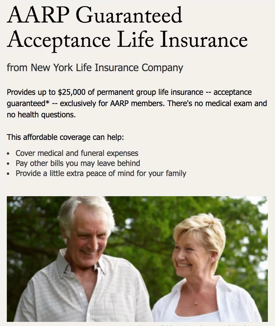 Quotes Life Insurance Aarp Life Insurance Quotes Beauteous Aarp Life Insurance Rates Are