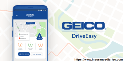 GEICO Drive Easy Review – What is GEICO DriveEasy and how does it work?