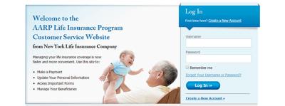 AARP Life Insurance Login: How To Login, New User Registration