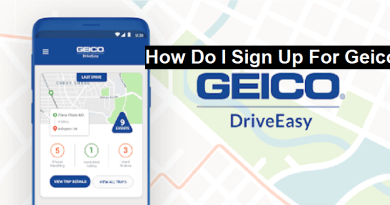 How To Sign Up For Geico DriveEasy