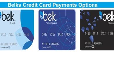 Belks Credit Card Payments
