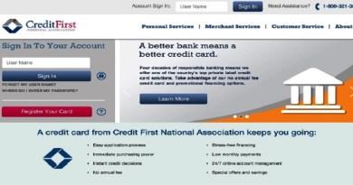 CFNA Firestone Credit Card Payment