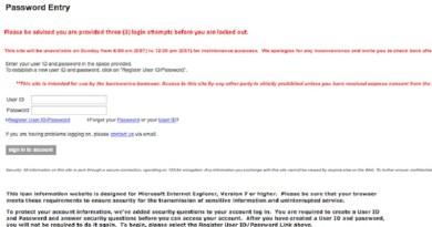 Cenlar Mortgage Login Procedure