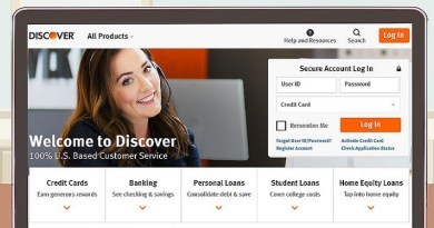 Discover Card Payment