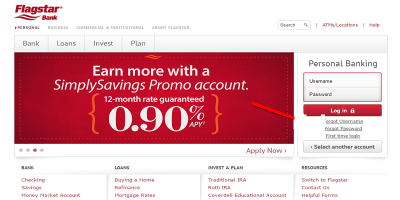Flagstar Bank Login | How to Open an Online Checking Account