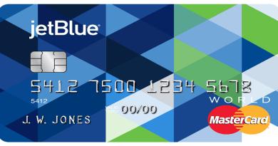 JetBlue Credit Card logn