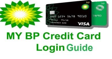 MyBPCreditcard Card Login