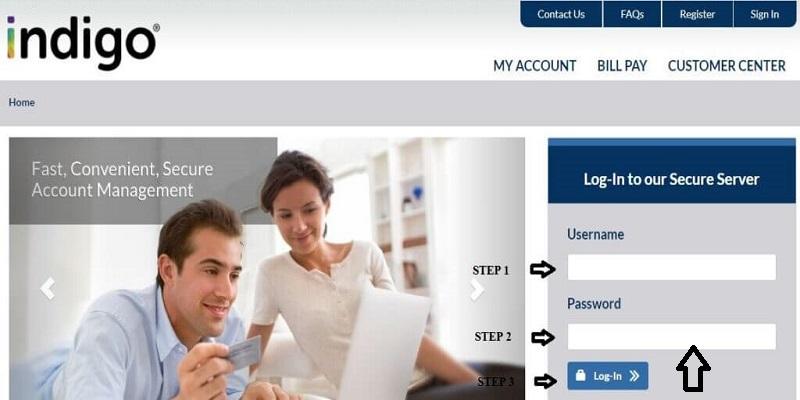 Indigo Credit Card Payment
