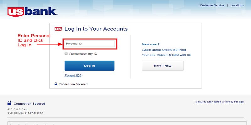 US Bank Credit Card Login