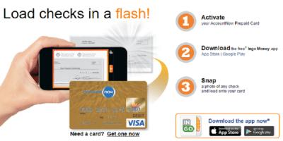 AccountNow Prepaid Card Login | Card Registration & Activation