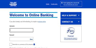 Halifax Online Banking Login | Register for Online Banking