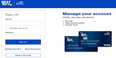 Best Buy Credit Card Login   Best Buy Credit Card Payment
