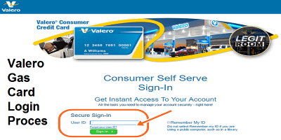 Valero Gas Card Login | Valero Gas Card Payment