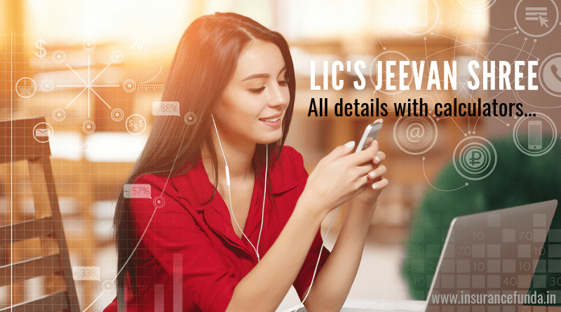 Jeevan Shree Plan 112 all details with calculators