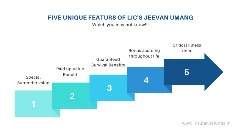 Benefit and maturity calculator LIC's Jeevan Umang