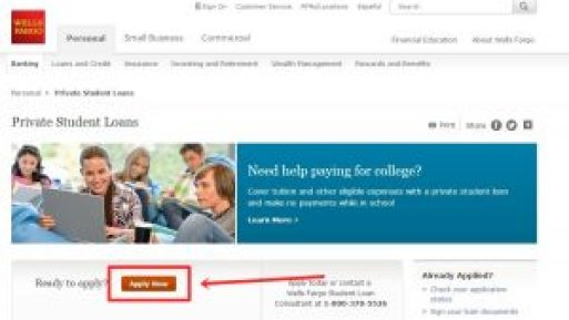 Wells Fargo Student Loan