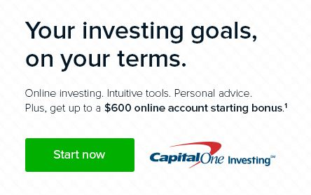 Capital One Online Account