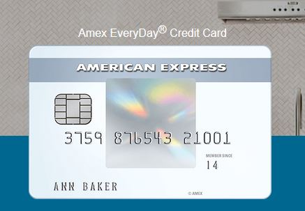 Apply For an American Express Credit Card