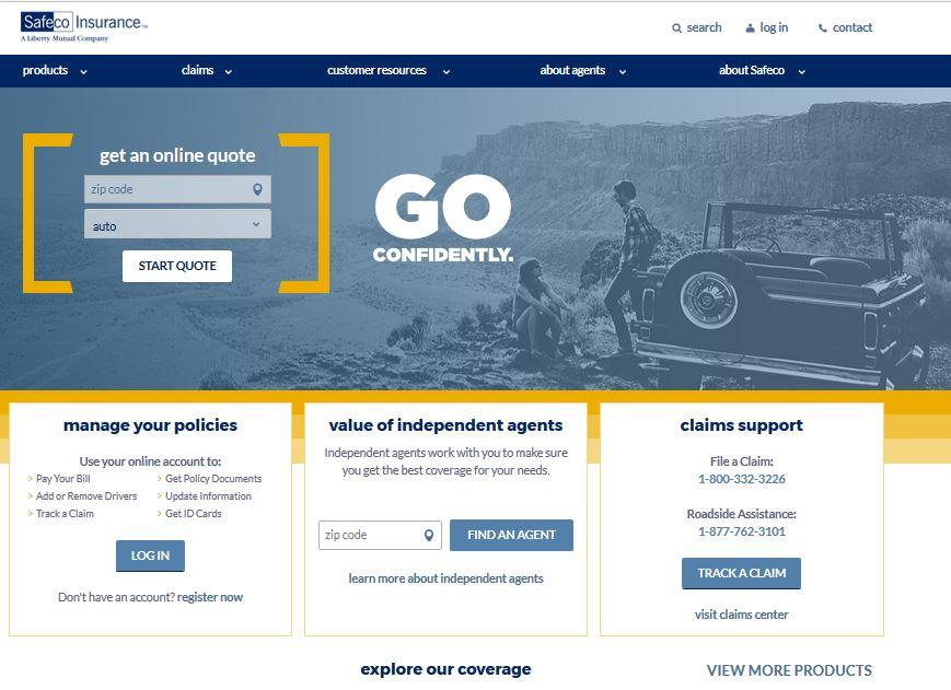 Safeco Insurance Company Review