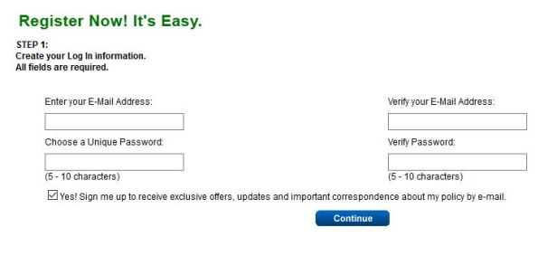 Globe life insurance login