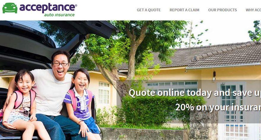 Acceptance Auto Insurance Login