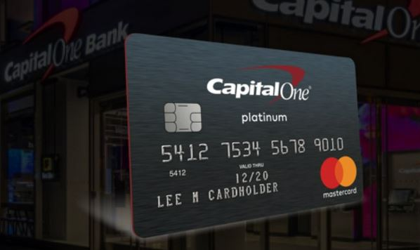 Activate Capital One Platinum Card