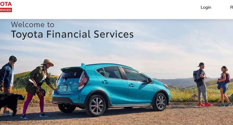 Toyota Financial Payment