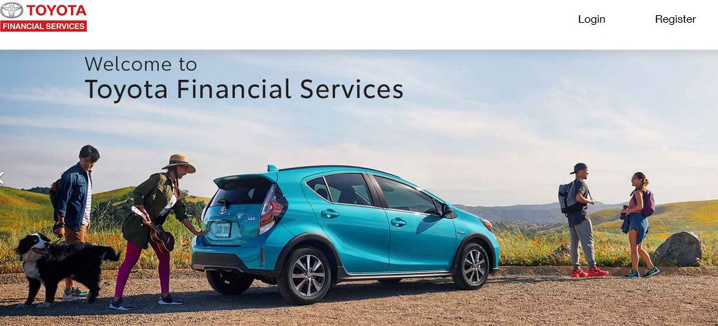 Good ... Toyota Financial Payment