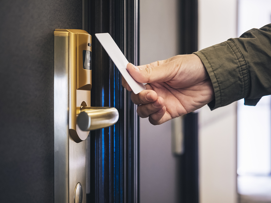 How Hackers Use Hotel Key Cards to Break Into Rooms
