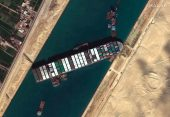 The blockage of the Suez Canal is likely to lead to large reinsurance claims