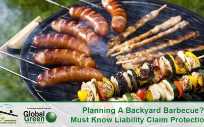 Planning A Backyard Barbecue? Must know Liability Claims Protections