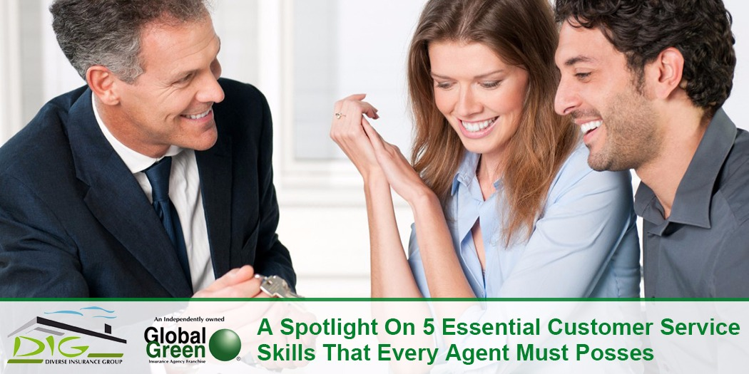 A Spotlight On 5 Essential Customer Service Skills That Every Agent Must Posses