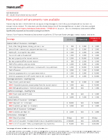 2016 Property Enhancements-Included Automatically on all policies