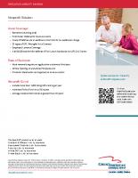 Flyer – Nonprofit Quick Facts