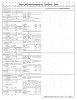 Outbuilding RC Form