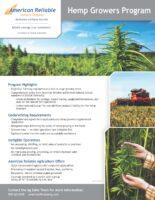 AG FL 9019 0319 – Hemp Growers Program