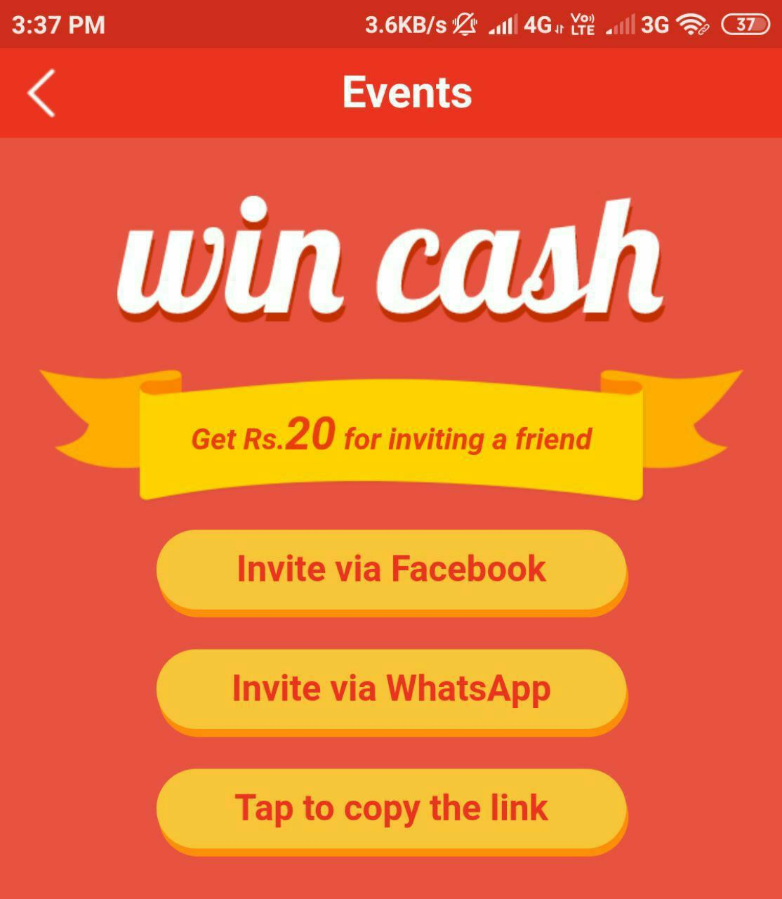 20Rs Per Refer) Lopscoop app unlimited refer trick, 20Rs per refer