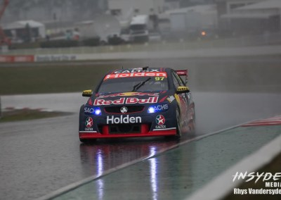 Virgin Australia Supercars Round 5 for 2017 at Winton Raceway Benalla