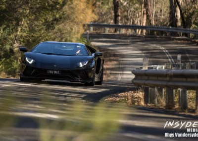 Photo Shoot: Lamborghini Aventador S