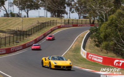 Photography: Evolve Driving Mt Panorama Drive Event