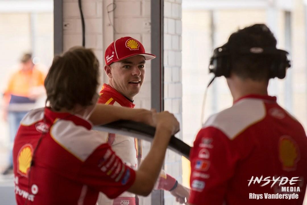 Virgin Australia Supercars Test at Sydney Motorsport Park