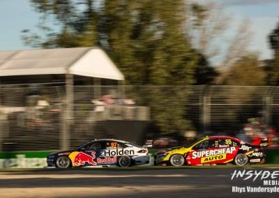 Supercars - Australian Grand Prix - 2018