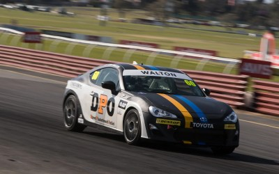 Top 6 for Cam Walton after Mechanical Issues at Sandown – Press Release
