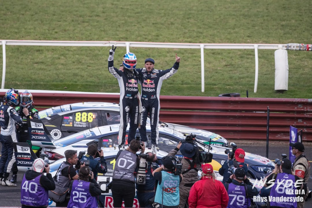 Virgin Australia Supercars - Sandown 500