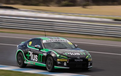 George Gutierrez Confident Heading Into 2019 Toyota 86 Racing Series – Press Release